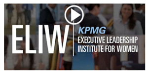 KPMG video with play icon